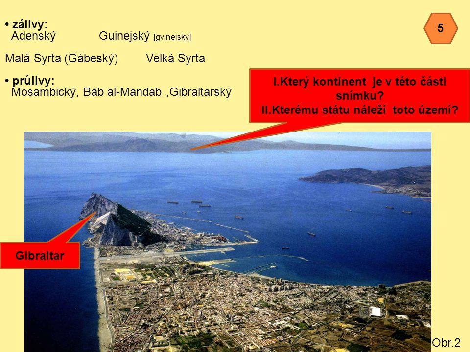 Adenský Guinejský [gvinejský] Malá Syrta (Gábeský) Velká Syrta
